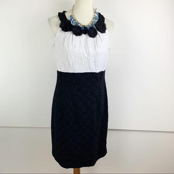 Taylor Dresses & Skirts - Taylor | Floral Neckline Sheath Dress 12 | 1572